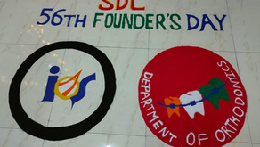 56th IOS Foundation Day(5th October,2021)