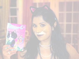 I love dressing up for Halloween.