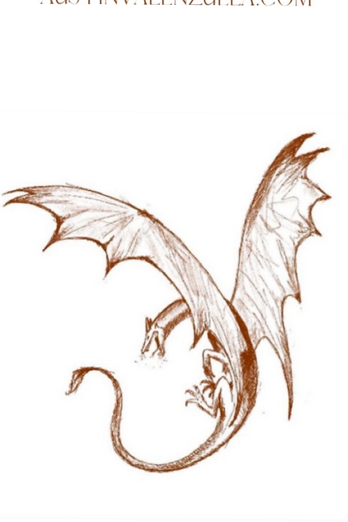 Unholy Bookmark: Chrysos Dragon