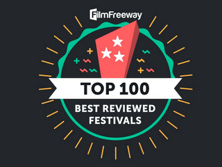 The AOF in the Top 2% Of Festivals According to FilmFreeway!