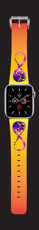 Infinity Paw Watch Band