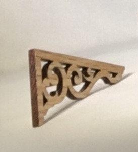 Corner brackets (set of 2)