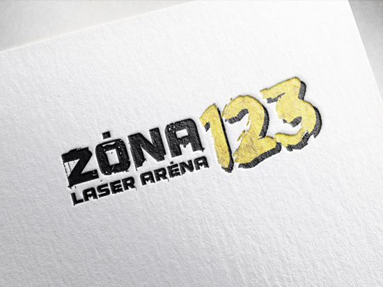 logo / Laser Aréna Zóna 123