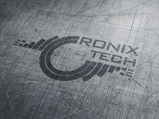 logo / RonixTech