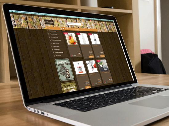 webdesign / Po-domacku.cz