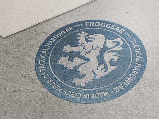 reklamní logo / FROGGEAR