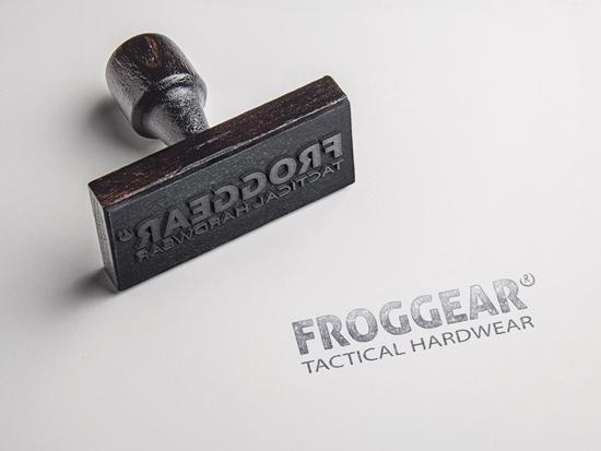 logo / FROGGEAR