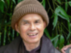 Thich Nhat Hanh Happy Smiling