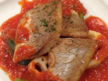 【フレンチの豆知識】実はシンプル!魚料理の食べ方について