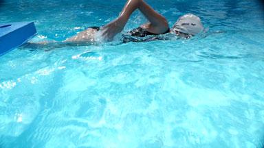 Cours de natation adulte