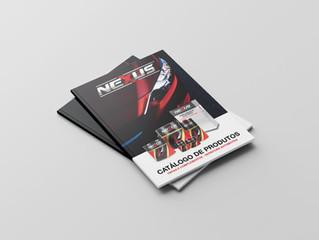 Lançamento Catálogo de Produtos NEXUS