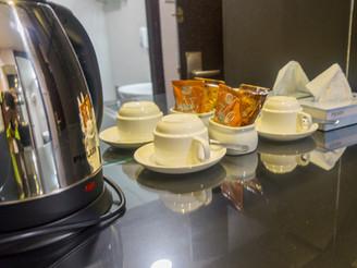 Complimentary Tea & Coffee