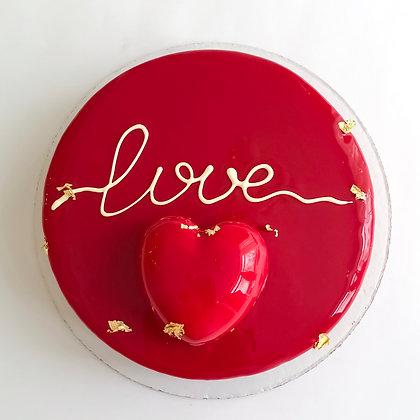 "Торт муссовый ""LOVE"""