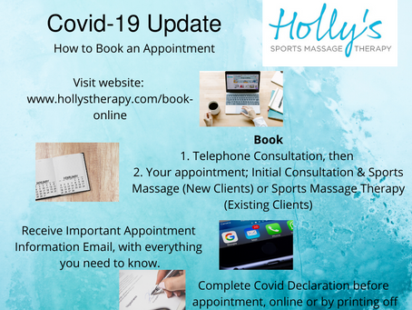 Covid Re-Opening Guides