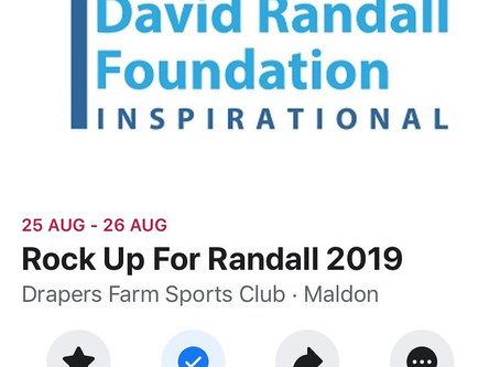 Rock Up For Randall