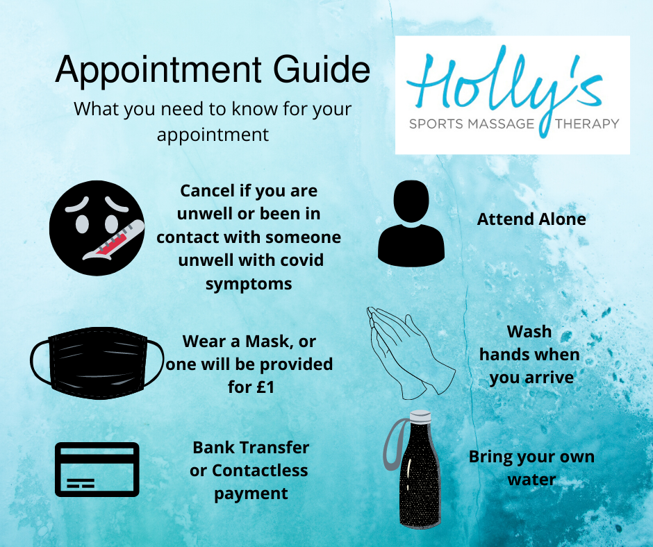 Massage Mersea Appointment Guide