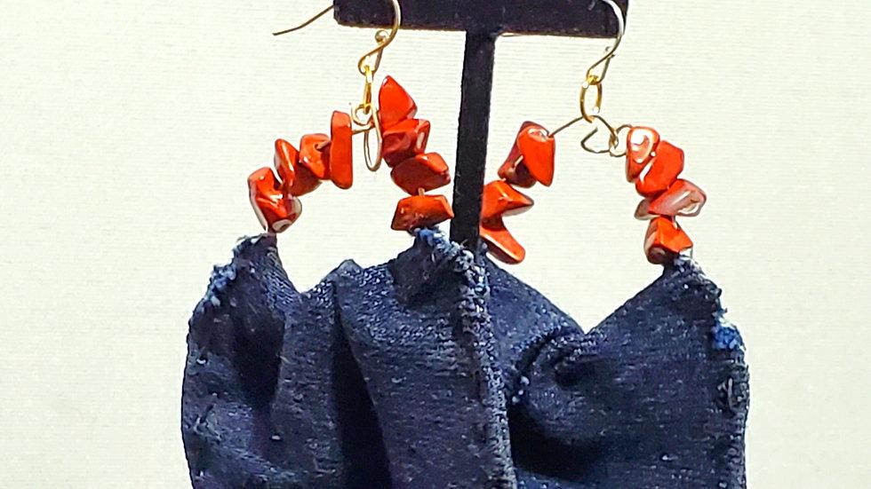 Denim Bag Ear Jewelry