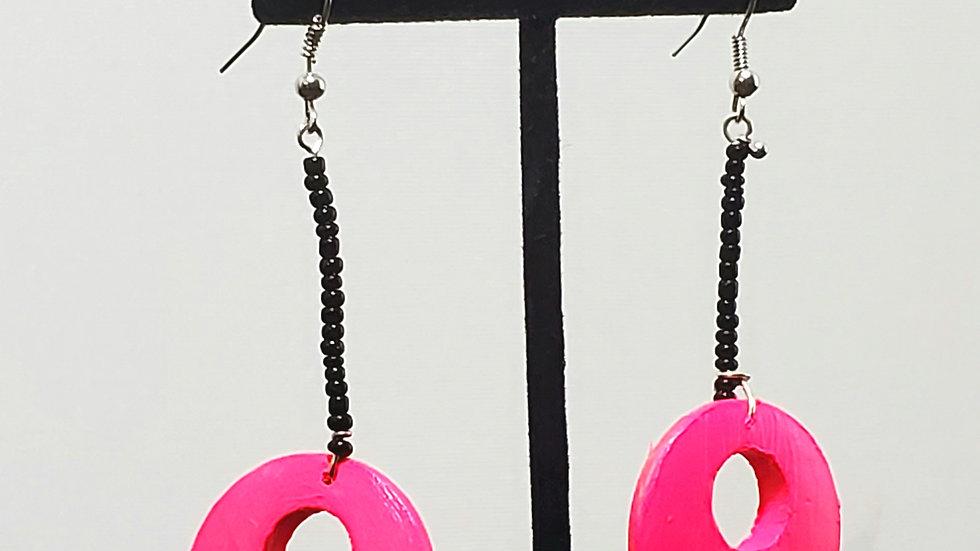 Hot Pink Drops