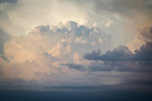 Monsoon Cloud Print