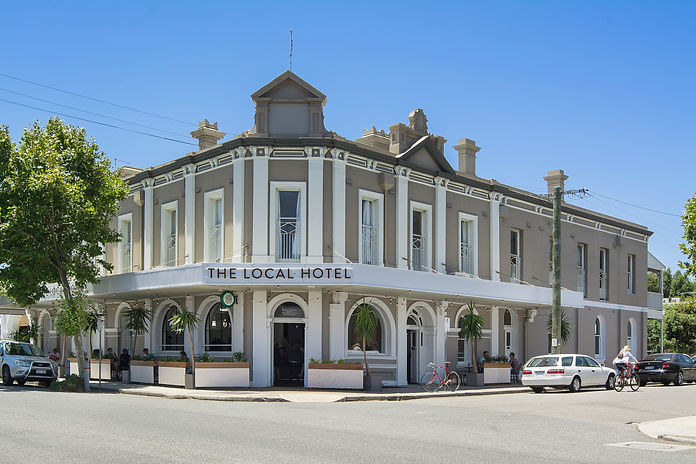 The Local Hotel Fremantle