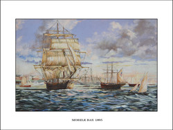Mobile Bay, 1895.