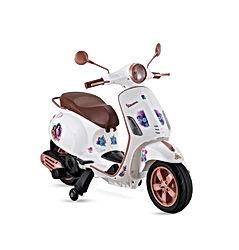 Kid Trax Disney Princess Vespa Scooter