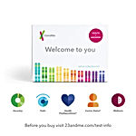 23andMe Health + Ancestry Service: Personal Genetic DNA Test Including Health Predispositions