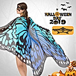 Butterfly Wings for Women Premium Butterfly Shawls Fairy Ladies Cape
