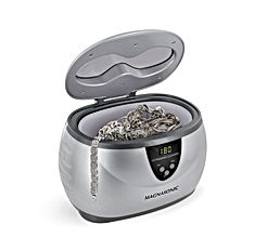 Professional Ultrasonic Jewelry Cleaner with Digital Timer