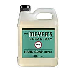 Liquid Hand Soap Refill, Basil