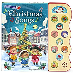 Christmas Songs - Interactive Children's Sound Book
