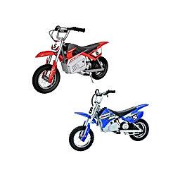 Razor MX350 Dirt Rocket Kids Ride On Electric Toy Motocross Motorcycle Dirt Bike