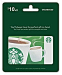 Starbucks Gift Cards Multipack of 8