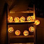 Makion Halloween Lights Halloween Decorations Fairy Lights