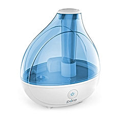 Pure Enrichment MistAire Ultrasonic Cool Mist Humidifier - Premium Humidifying Unit with 1.5L Water Tank