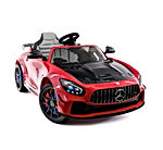 Mercedes GT AMG 12V Battery Powered Kids Ride-ON Toy CAR with Parental Remote