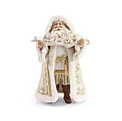 Jim Shore Winter White 2019 Limited Edition Santa Figurine