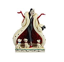 Disney's Cruella de Vil Jim Shore Statue Standard