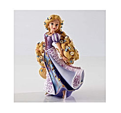 Disney Showcase Rapunzel Couture de Force Princess Stone Resin Figurine