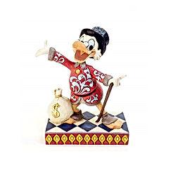 Enesco Disney Traditions Scrooge Duck Tales