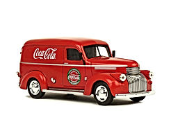 Coca-Cola 1/43 1945 Panel Delivery Van