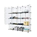 Clothing Storage - Larger Cube Storage