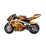 XtremepowerUS Mini Pocket Motorcycle Gasoline Bike Motorcycle 40cc