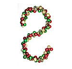 Christmas Garland Balls Decorations Outdoor Indoor Home Party Xmas Tree Decors