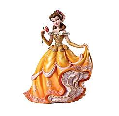 Disney Showcase Belle Couture de Force Princess Stone Resin Figurine