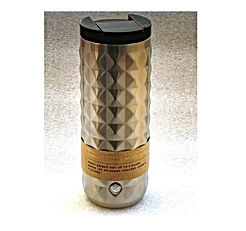Starbucks 2019 Stainless Steel Double Walled VACUUM-INSULATED Tumbler 16 Fl Oz