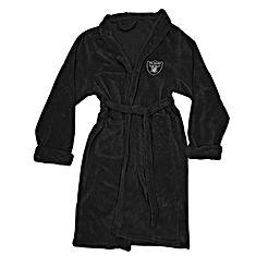 NFL Men's Silk Touch Lounge Robe