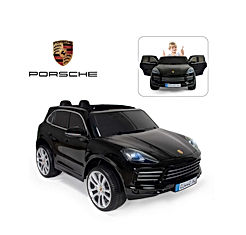 Licensed Porsche Cayenne 12V Electric Ride On Car with Remote Control