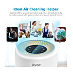 Air Purifier for Home Allergies and Pets Hair, Smokers, True HEPA Filter, Quiet Filtration System in Bedroom