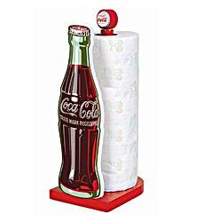 Coke Bottle Paper Towel Holder